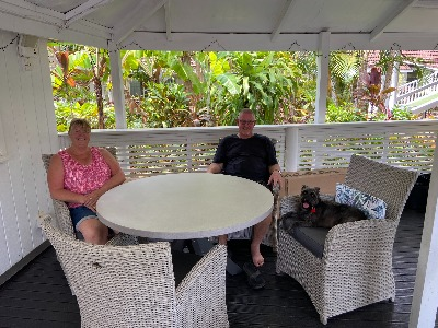 New Gazebo furniture